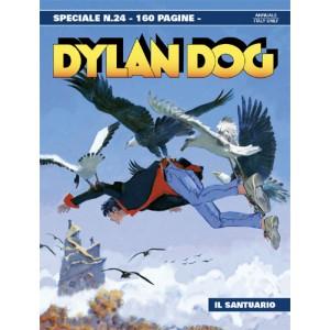 Dylan Dog Speciale - N° 24 - Il Santuario - Bonelli Editore