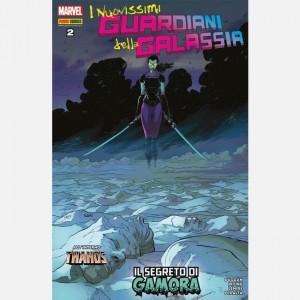 I Nuovissimi Guardiani della Galassia I Nuovissimi Guardiani della Galassia N°2/64