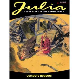 Julia - N° 157 - Uccidete Robson! - Bonelli Editore