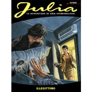 Julia - N° 158 - Illegittimo - Bonelli Editore