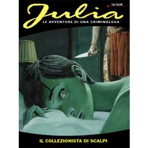 Julia - N° 159 - Il Collezionista Di Scalpi - Bonelli Editore