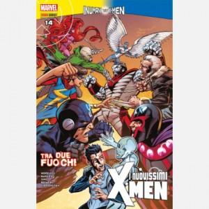 I nuovissimi X-Men I nuovissimi X-Men N° 14