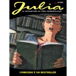 Julia - N° 160 - L'Omicidio È Un Bestseller - Bonelli Editore