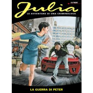 Julia - N° 162 - La Guerra Di Peter - Bonelli Editore