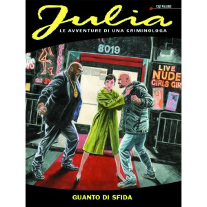 Julia - N° 165 - Guanto Di Sfida - Bonelli Editore