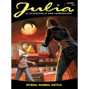 Julia - N° 169 - Myrna: Rabbia Antica - Bonelli Editore