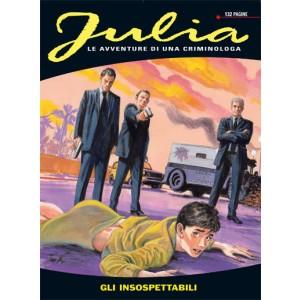 Julia - N° 171 - Gli Insospettabili - Bonelli Editore