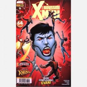I nuovissimi X-Men I nuovissimi X-Men N° 5