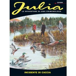 Julia - N° 172 - Incidente Di Caccia - Bonelli Editore