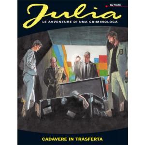 Julia - N° 174 - Cadavere In Trasferta - Bonelli Editore