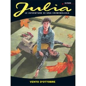 Julia - N° 176 - Vento D'Ottobre - Bonelli Editore