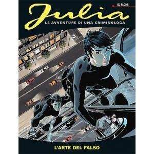 Julia - N° 180 - L'Arte Del Falso - Bonelli Editore