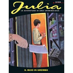 Julia - N° 182 - Il Buio In Grembo - Bonelli Editore