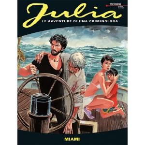 Julia - N° 185 - Miami - Bonelli Editore