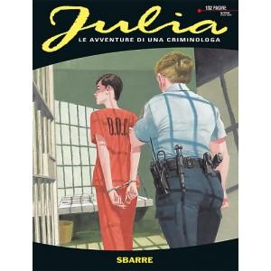 Julia - N° 187 - Sbarre - Bonelli Editore