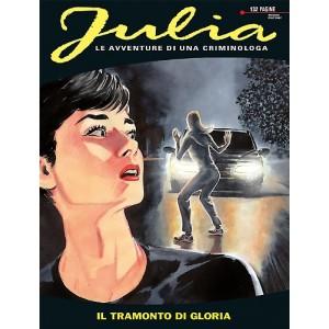 Julia - N° 188 - Il Tramonto Di Gloria - Bonelli Editore