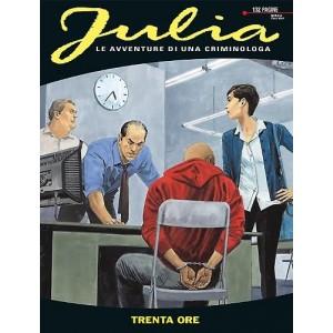 Julia - N° 191 - Trenta Ore - Bonelli Editore