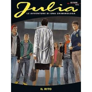 Julia - N° 194 - Il Rito - Bonelli Editore
