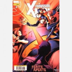 I Nuovissimi X-Men I Nuovissimi X-Men N°3