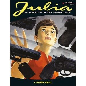 Julia - N° 195 - L' Armaiolo - Bonelli Editore
