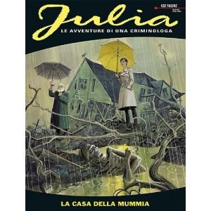 Julia - N° 196 - La Casa Della Mummia - Bonelli Editore