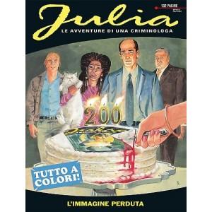 Julia - N° 200 - L'Immagine Perduta - Bonelli Editore