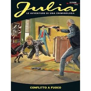 Julia - N° 201 - Conflitto A Fuoco - Bonelli Editore