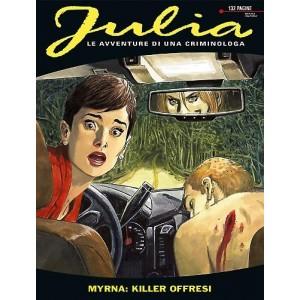 Julia - N° 202 - Myrna: Killer Offresi - Bonelli Editore