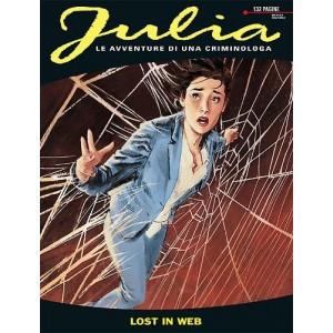 Julia - N° 206 - Lost In Web - Bonelli Editore