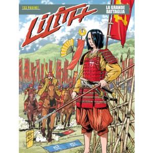 Lilith - N° 8 - La Grande Battaglia - Bonelli Editore