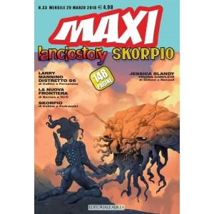 Lanciostory Skorpio Maxi - N° 33 - Maxi Lanciostory Skorpio - Editoriale Aurea