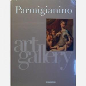 Art Gallery Seurat / Parmigianino