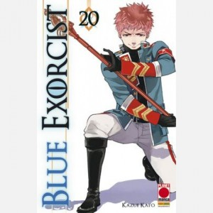Blue Exorcist Blue Exorcist N° 20