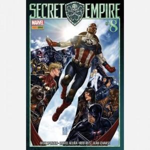 Secret Empire Secret Empire 08/196