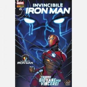 Iron Man Invincibile Iron Man N. 10/59