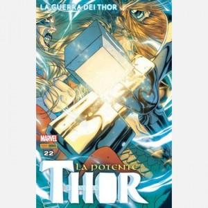 La potente Thor Uscita N° 22