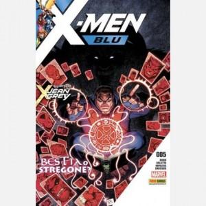 I nuovissimi X-Men Xmen Blu N°5: Bestia o Stregone