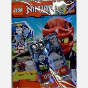 LEGO Ninjago Numero 18 + un set Lego® ufficiale