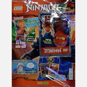 LEGO Ninjago Numero 17 + un set Lego® ufficiale