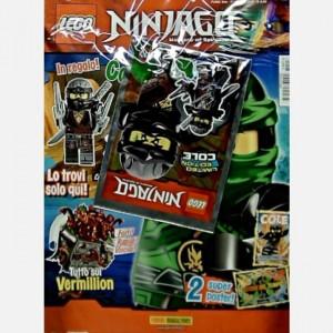 LEGO Ninjago Numero 16 + la figurine Lego® ufficiale di Cole