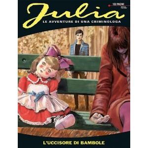 Julia - N° 203 - L'Uccisore Di Bambole - Bonelli Editore
