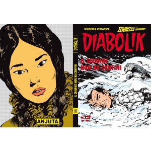 Diabolik Swiisss - N° 233 - Il Crimine Non Ha Confini - Astorina Srl