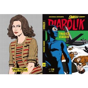 Diabolik Swiisss - N° 257 - Tragico Viaggio - Astorina Srl