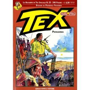 Tex Stella D'Oro - N° 23 - Patagonia - Bonelli Editore