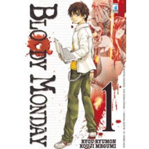 Bloody Monday - N° 1 - Bloody Monday 1 - Point Break Star Comics