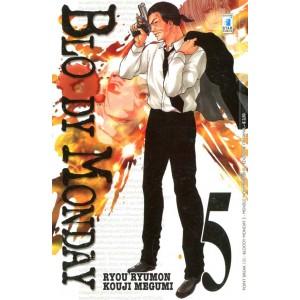 Bloody Monday - N° 5 - Bloody Monday 5 (M11) - Point Break Star Comics