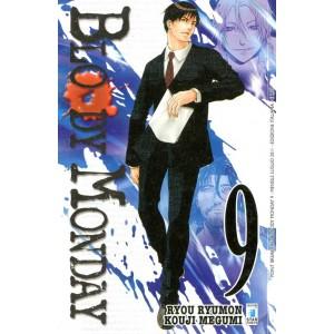 Bloody Monday - N° 9 - Bloody Monday 9 (M11) - Point Break Star Comics