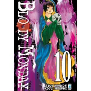 Bloody Monday - N° 10 - Bloody Monday 10 (M11) - Point Break Star Comics