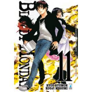 Bloody Monday - N° 11 - Bloody Monday 11 (M11) - Point Break Star Comics