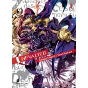 Chevalier - N° 1 - Le Chevalier D'Eon 1 - Point Break Star Comics